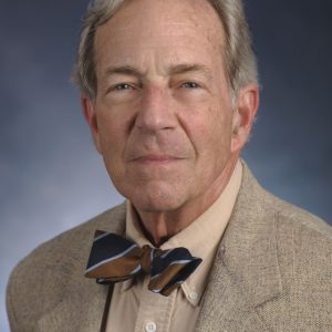 Richard Rothenberg, Regents Professor